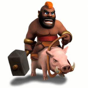 hog-rider
