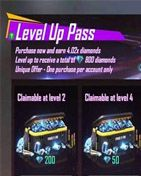 level-up-pass FF خرید لول اپ پس فری فایر