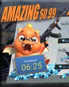 Amazing ROS خرید دیاموند بازی ورلز اف سورویوال