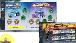 خرید monthly pass rules of survival